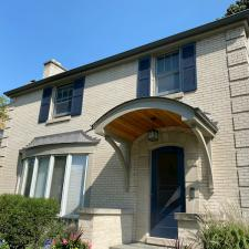 Exterior painting in oak park il 1