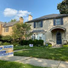 Exterior painting in oak park il 5